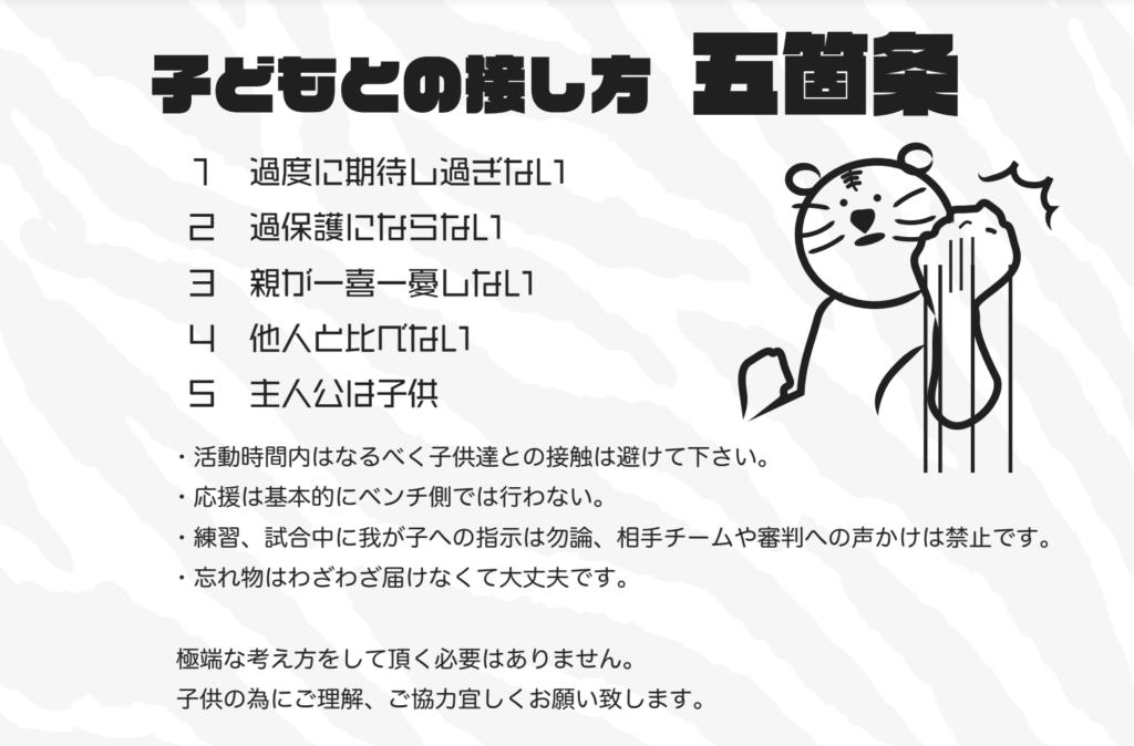 三田・西宮の虎ジュニア。u12少年サッカースクール・チーム。子供との接し方