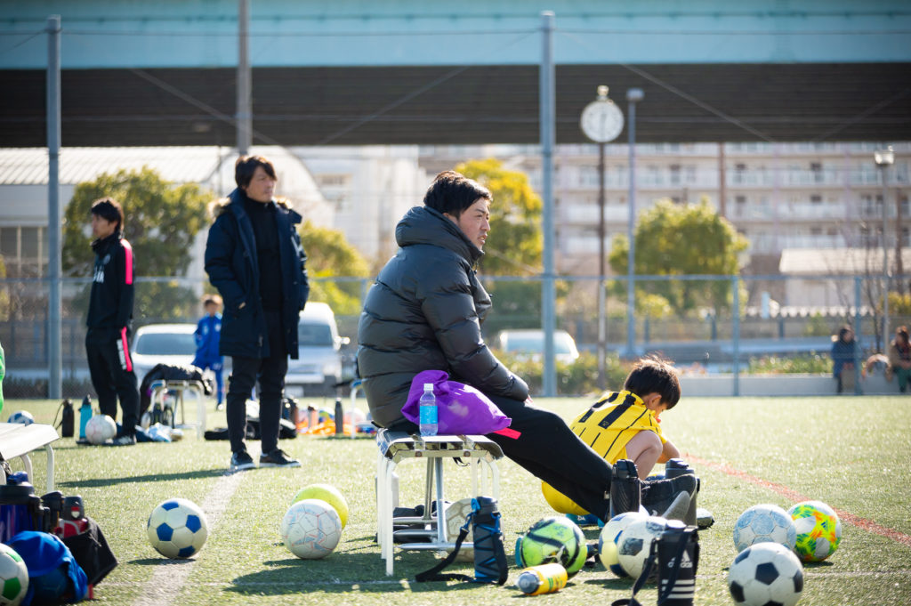 三田・西宮の虎ジュニア。u12少年サッカースクール・チームの精神イメージ